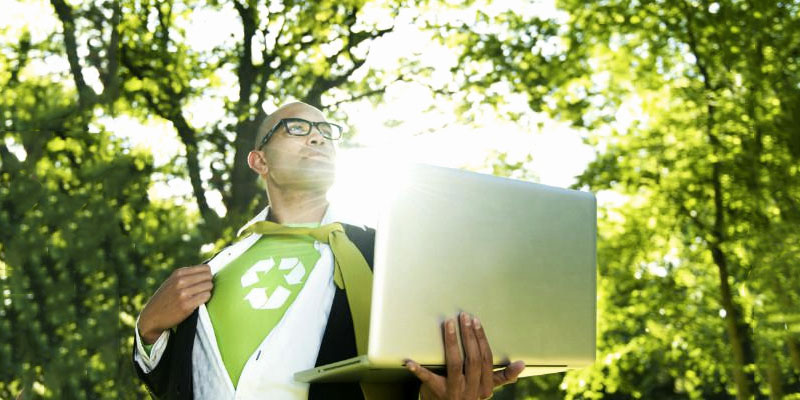 How to build an environmentally friendly business