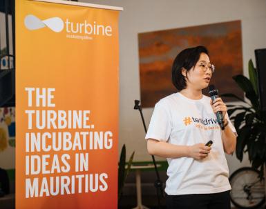 Incubation with Turbine – Jade Li
