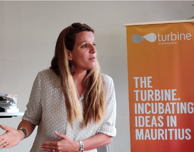 Entrepreneur's Talk with Delphine Taylor